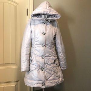 Mackage women's light winter puffer jacket small
